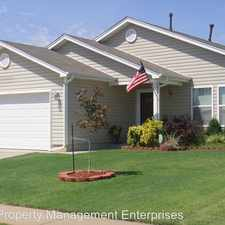 Rental info for 9409 Checkerbloom Dr in the Oklahoma City area