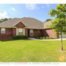 Rental info for 2701 SW Tanglewood Ave in the Bentonville area