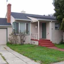 Rental info for 76 Georgia Way in the San Leandro area
