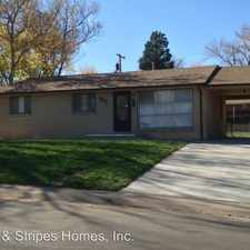 Rental info for 1871 S Wolcott Court in the Mar Lee area
