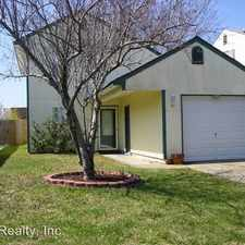 Rental info for 1233 Shawn Drive in the Green Run area