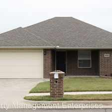 Rental info for 4800 SE 78th St in the Oklahoma City area