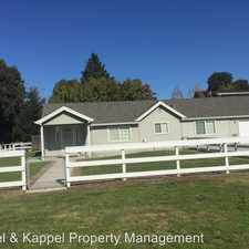 Rental info for 4380 OLIVE AVE
