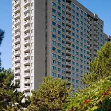 Rental info for The Forestwoods in the Mississauga area