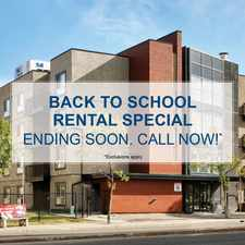 Rental info for Square 104 in the Downtown area