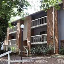 Rental info for 1008 Sandlin Place Unit G