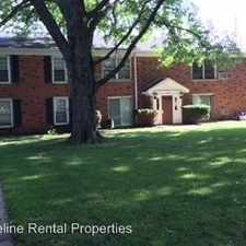 Rental info for 2039 Lakeshore Dr - 2A