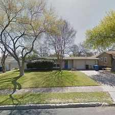 Rental info for Single Family Home Home in San antonio for For Sale By Owner in the Crownhill Park area