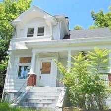 Rental info for Single Family Home Home in Cincinnati for Owner Financing in the Columbia-Tusculum area