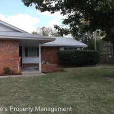 Rental info for 3309 Hampton Dr in the Oklahoma City area