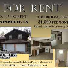 Rental info for 316 S. 11th St