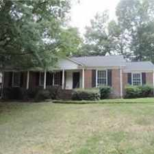 Rental info for 6608 Pleasant in the Stonehaven area