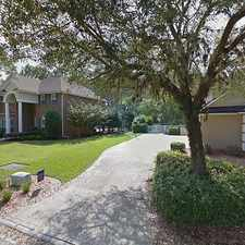 Rental info for Single Family Home Home in Jacksonville for For Sale By Owner in the University Park area