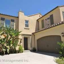 Rental info for 87 Melville in the Irvine area