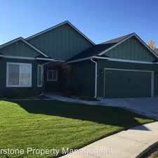 Rental info for 1319 W. Whisper St in the Caldwell area