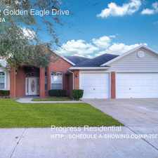 Rental info for 14062 Golden Eagle Drive in the The Cape area