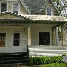 Rental info for 813 S Summit Ave