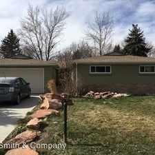 Rental info for 4625 Saulsbury Street in the 80033 area