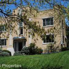 Rental info for 2564 Erie Avenue Unit 4 in the Hyde Park area
