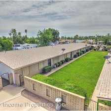 Rental info for 2012 W Orangewood Ave - 06 in the Vista Income Estates area