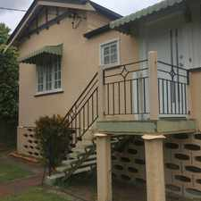 Rental info for Tidy Queenslander, Close to Coffee in the Annerley area