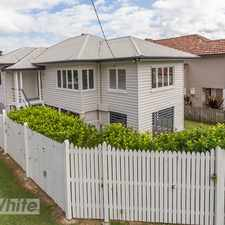 Rental info for MODERN FAMILY HOME READY FOR YOU in the Brisbane area