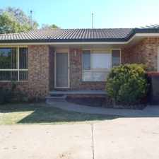 Rental info for Modern Two Bedroom Unit in the Tamworth area