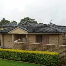 Rental info for Exceptionally Convenient in the Newcastle area