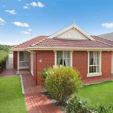 Rental info for Lovely Family Home in Popular Location in the Adelaide area
