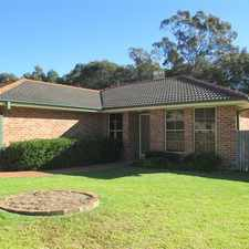 Rental info for Peace and Privacy in the North Nowra area