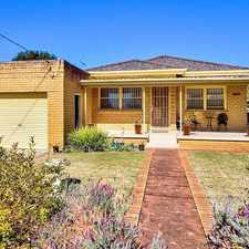 Rental info for SPACIOUS 3 BEDROOM FAMILY HOME! in the Central Coast area