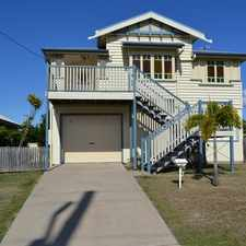 Rental info for :: HIGH SET CLASSIC ... TWO LEVELS ... 5 BEDROOMS ... EXCELLENT VALUE! in the Barney Point area