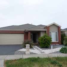 Rental info for Fantastic home and Ideally Located in the Williams Landing area