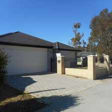 Rental info for 1 WEEK RENT FREE!! STYLISH 4x2 FAMILY HOME WITH SIDE ACCESS in the Perth area