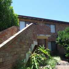 Rental info for TOP LOCATION! in the Nedlands area