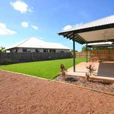 Rental info for SIDE ACCESS & AMPLE PARKING! in the Broome area