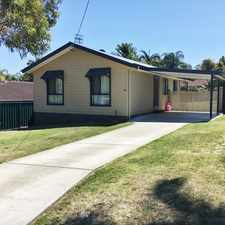 Rental info for Family Home in the San Remo area