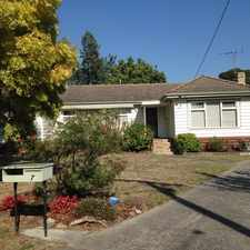 Rental info for Perfect Court Location in the Box Hill area