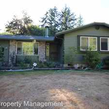 Rental info for 32321 157th Ave SE
