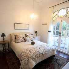 Rental info for 1347 McAllister Street #B in the Alamo Square area