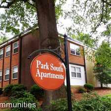 Rental info for 230 South Park Drive