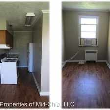Rental info for 110 Blymyer - 37 in the Mansfield area