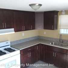 Rental info for 218 Kendall Ave