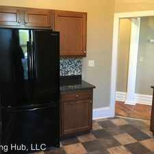 Rental info for 123 1/2 South Main St