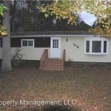 Rental info for 1519 Brooke Rd.