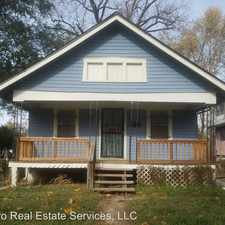 Rental info for 3110 E 72nd St