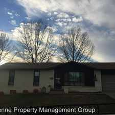 Rental info for 6122 Shannon Ave.