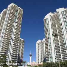 Rental info for 2857 Paradise Road #1501 in the Paradise area