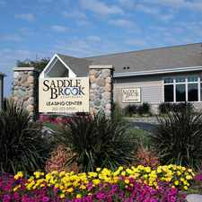 Rental info for Saddle Brook