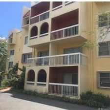 Rental info for 7920 CAMINO REAL #M-409 in the Glenvar Heights area